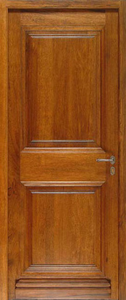 Heavy Duty Fan >> Solid timber doors - single doors - French provincial style