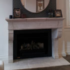 Country Farm fireplace surround