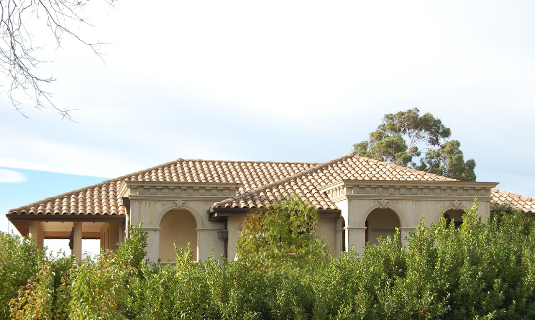 Tgh terracotta roof tiles specialist for Mediterranean roof styles