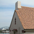 Interlocking Terracotta Shingles 1