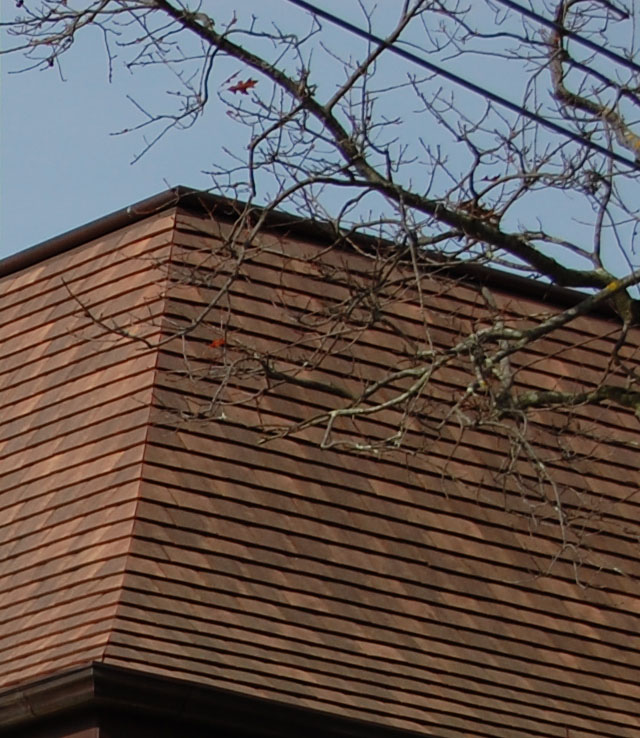 Tgh Terracotta Roof Shingles