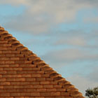 Traditional Terracotta Shingles 1