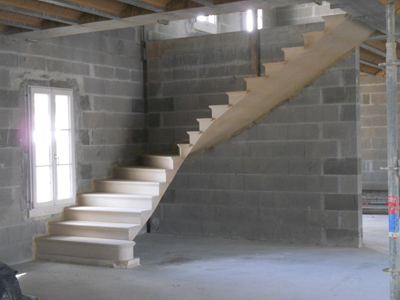 Perfect Stone Stairs In France
