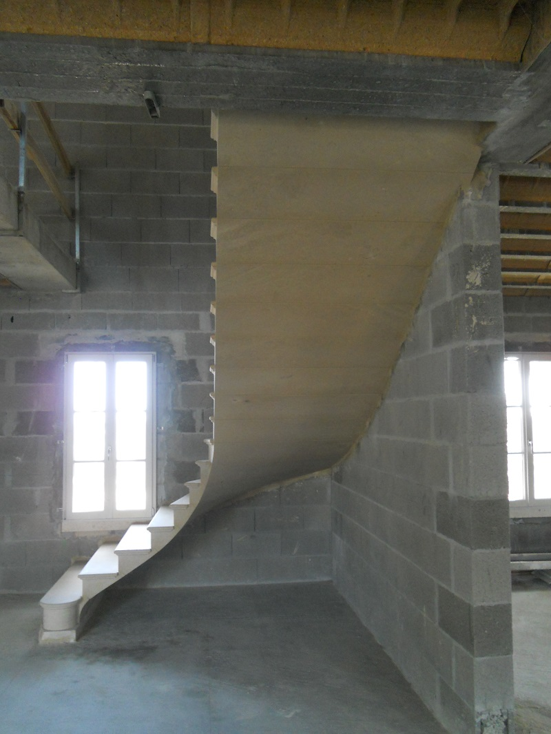 Traditional Stone Stairs