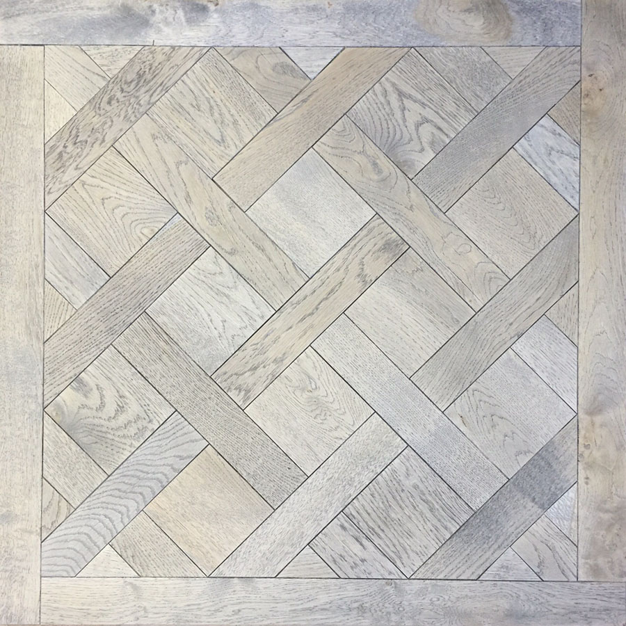 French oak floors and parquetry the good house melbourne versailles panel in french leached grey finish dailygadgetfo Choice Image