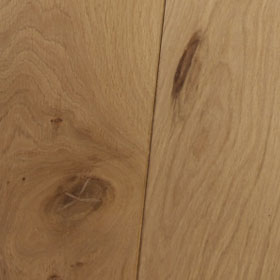 french oak, clear oil mat finish