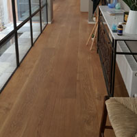 Solid French oak wide board Melbourne 3