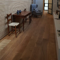 Solid French oak wide board Melbourne 4