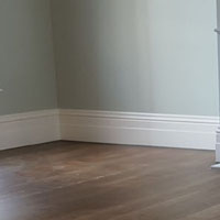 Solid French oak wide board strip floor1