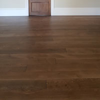 Solid French oak wide board strip floor3